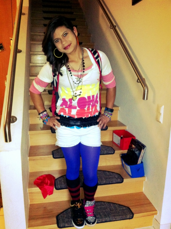 Tacky Day Ideas http://islafamilia.wordpress.com/category/homecoming/