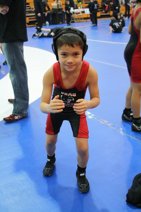 Wrestle Ready!