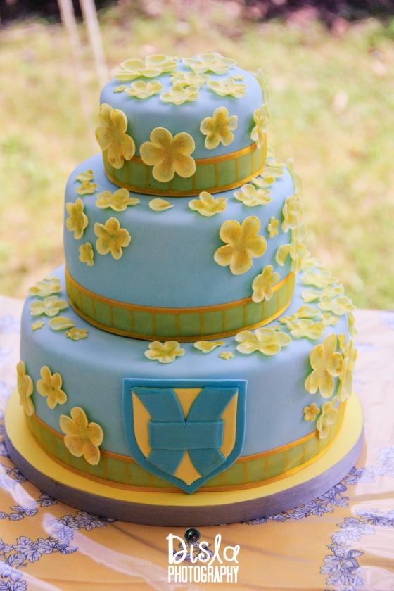 21st Cake
