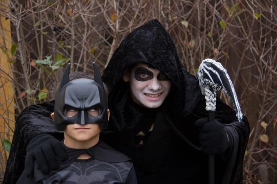 I'm Batman...I eat Grim Reapers